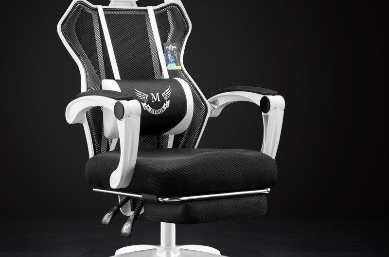 3 mẫu ghế chơi game dưới 1 triệu đáng mua nhất